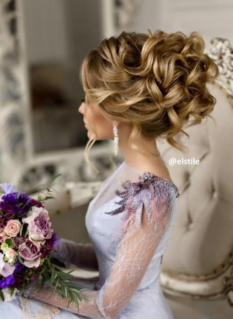 Wedding Hairstyle Inspiration - Modwedding with regard to New Big Wedding Hair sf8