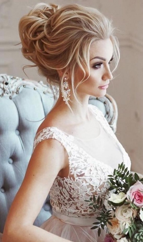 Wedding Hairstyle Inspiration | Wedding Hairstyles | Pinterest With Regard To Hair Ideas For A Wedding