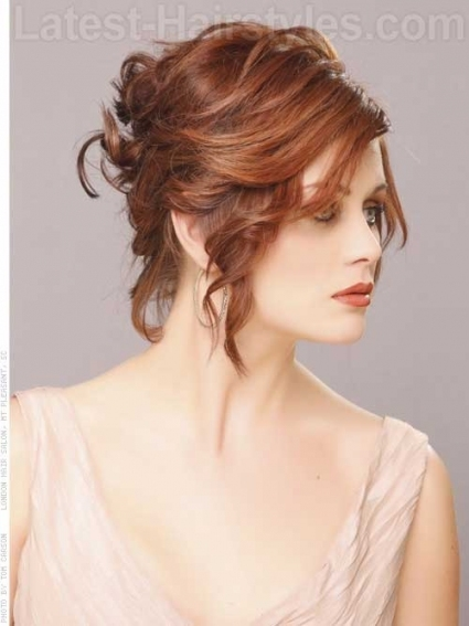 Wedding Hairstyles For Short Hair Updos | Hair And Hairstyles For Inspirational Short Hair Updo For Wedding Sf8