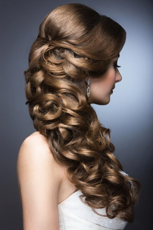 Wedding Hairstyles Gallery   Bridal Hairstyles   Updos In Hair Styles Wedding