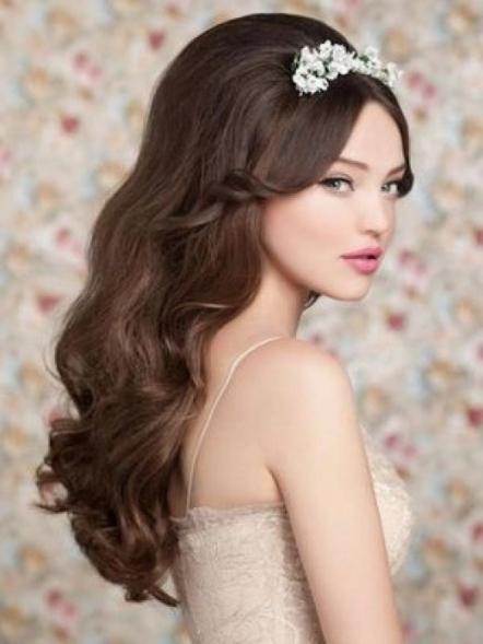 Wedding Hairstyles That Add Volume   Hair World Magazine Pertaining To Big Wedding Hair