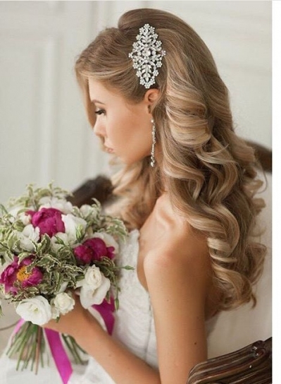 Wedding Hairstyles That Are Right On Trend | Hairstyles | Pinterest Throughout Hair Ideas For A Wedding