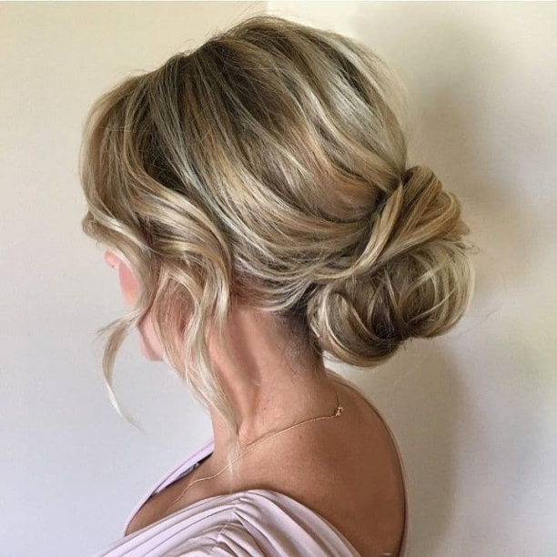 Wedding Half Updos Medium Length Hair | Womens Hairstyles intended for Wedding Updos For Medium Length Hair